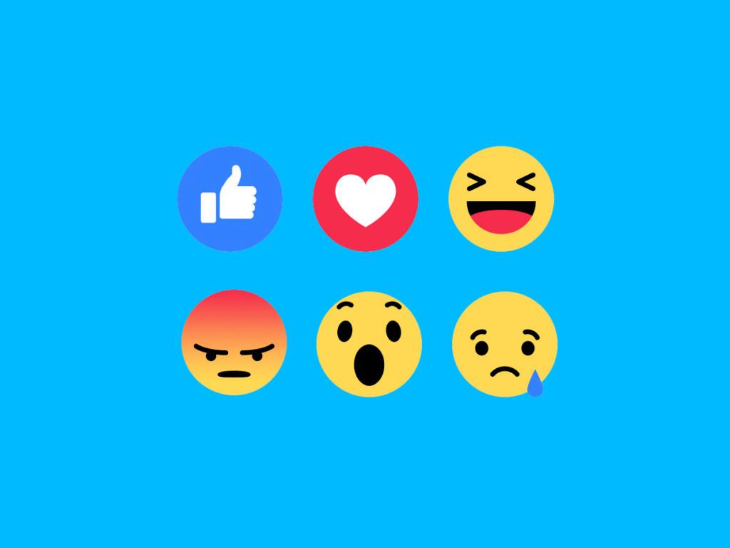 Reactions Facebook, cosa cambia…