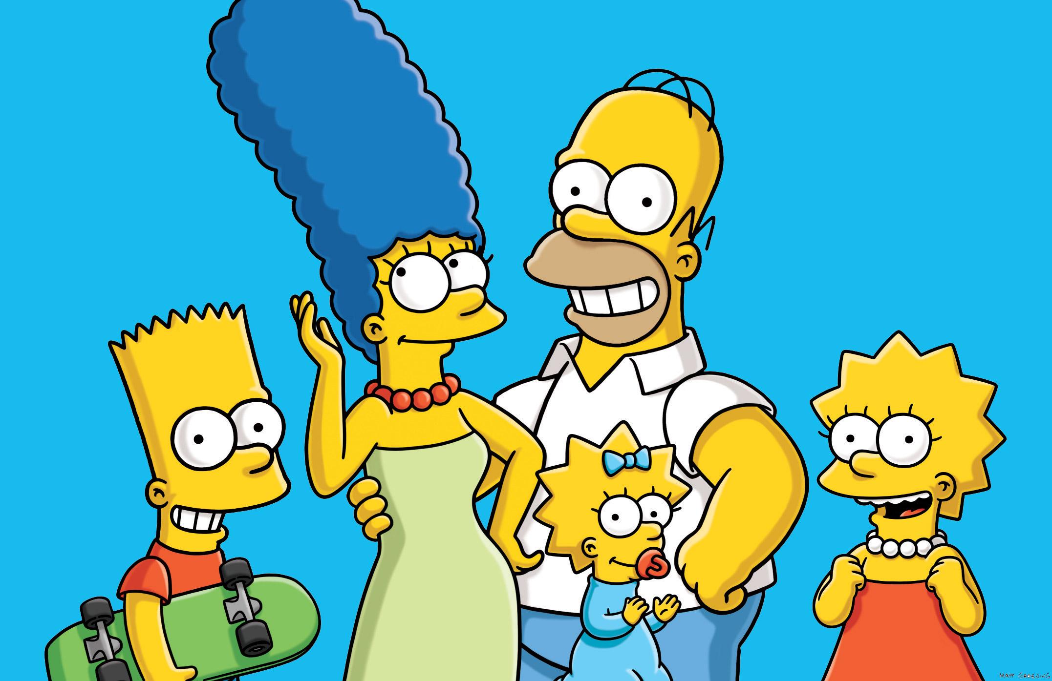 Tutto il cinema citato dai Simpson.